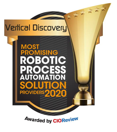Top 10 Robotic Process Automation Solution Companies - 2020